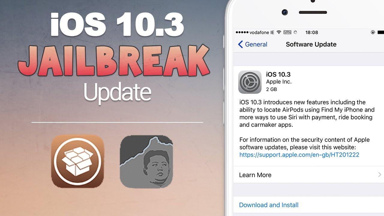iphone 7 firmware 10.3.3 jailbreak