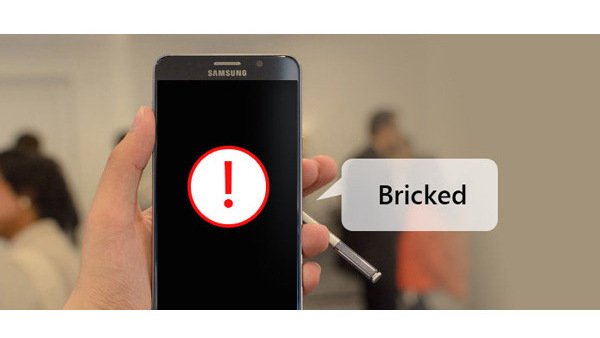 fix a bricked Android phone